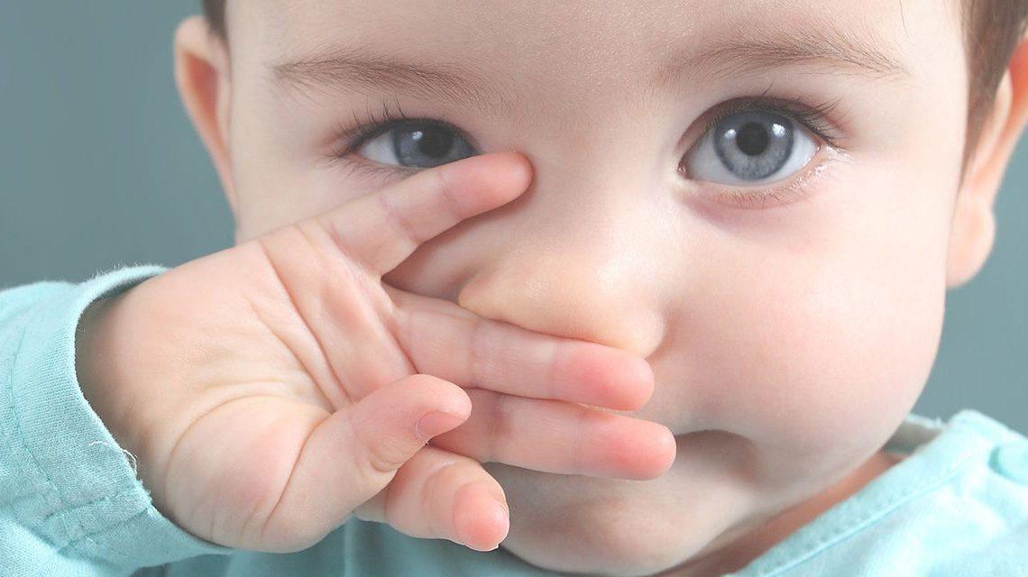 Pulizia del naso
